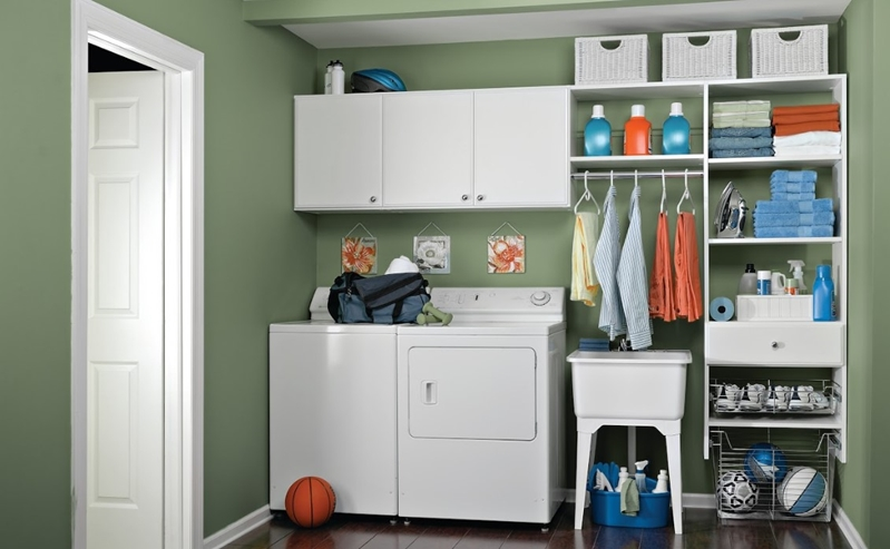 Consider investing in a new shelving unit.